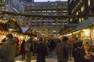 Christmas in Chicago Christkindlemarket