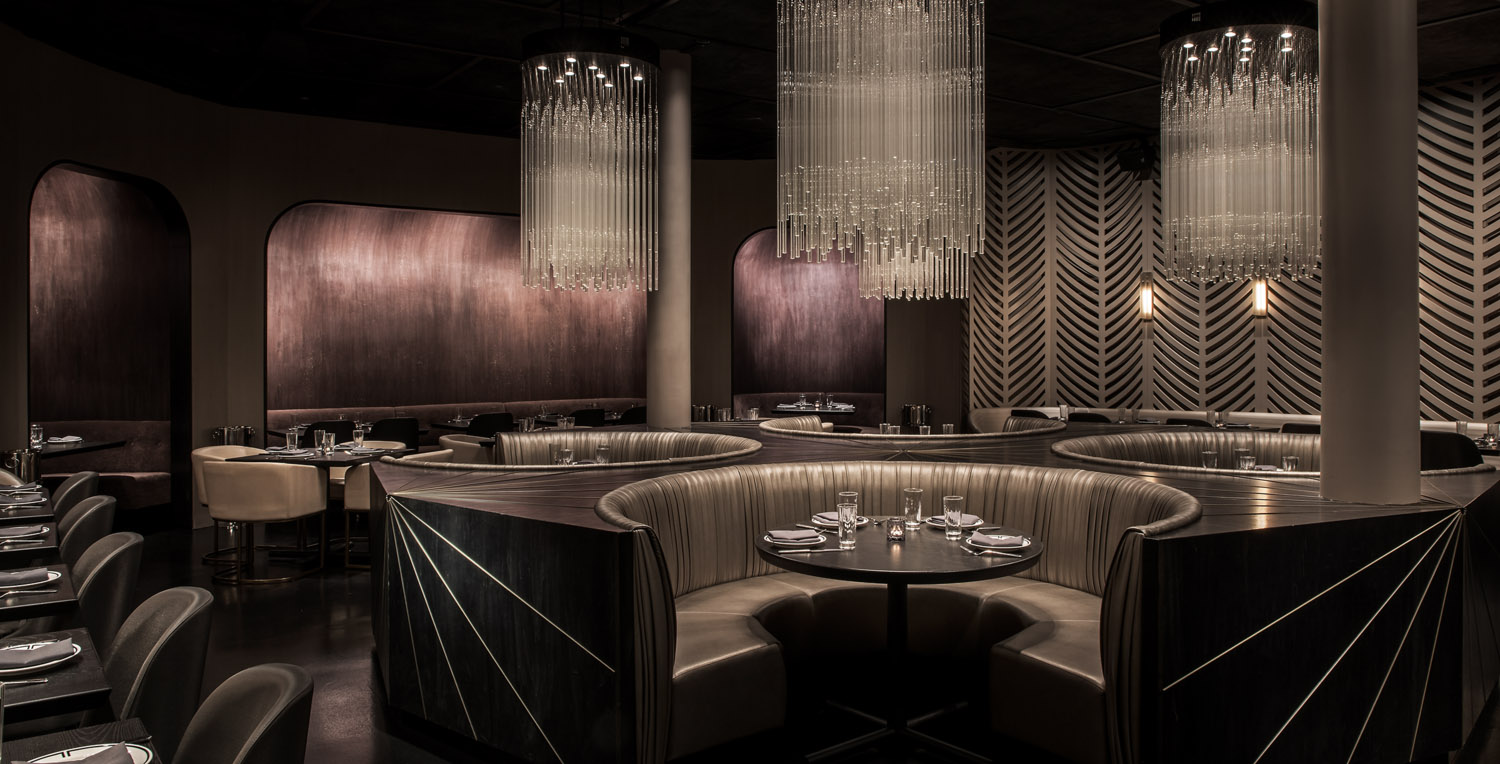 Luxurious Romantic Restaurants In Chicago The Walton Residence